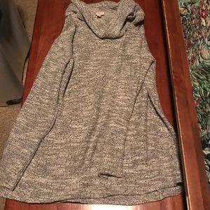 Merona sweater/tunic